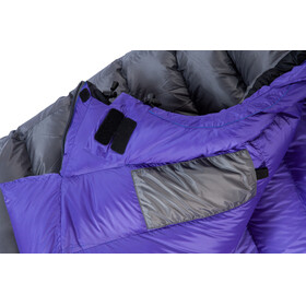 Valandré Chill Out 650 Sleeping Bag M Grey